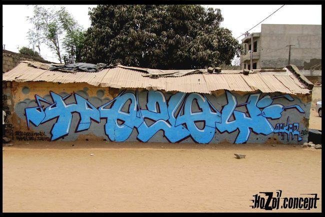 Piece Par Hozoi - Dakar (Senegal)