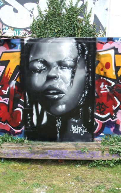 Characters By Slew - Fontenay-aux-Roses (France)