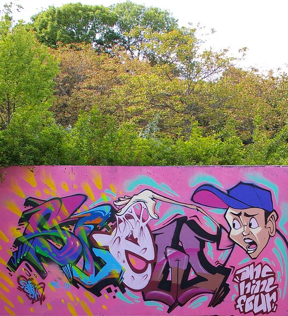 Characters By Slew - Chatenay-Malabry (France)