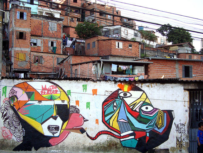 Personnages Par Akn - Sao Paulo (Bresil)