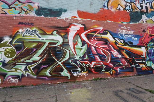 Piece Par Revok - New York City (NY)