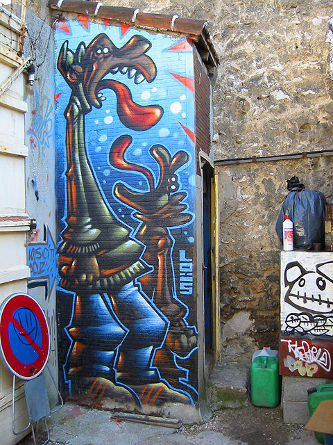 Characters By Lois - Marseille (France)