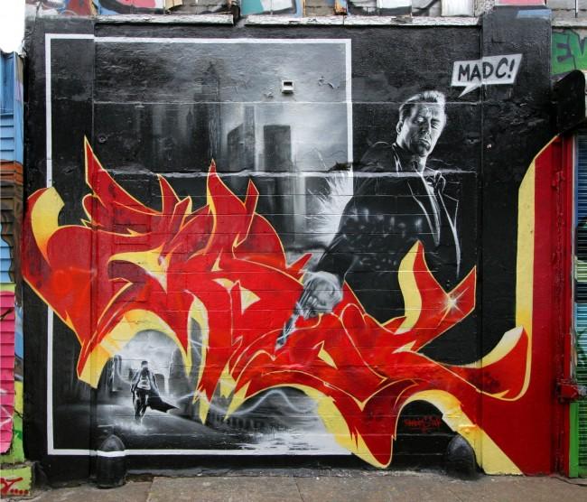 Piece Par Madc - New York City (NY)