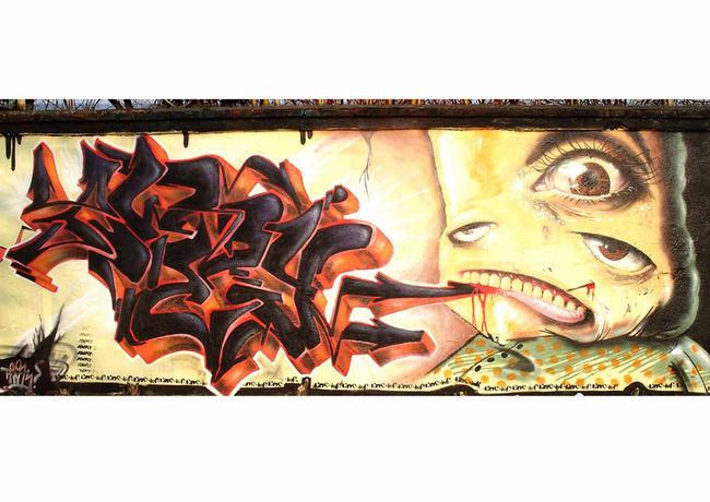 Piece Par Skan, Away - Milan (Italie)