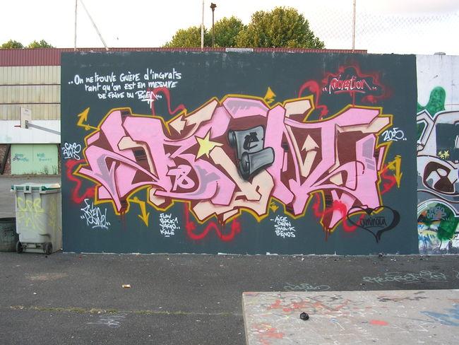 Piece Par Mr Bien - Grigny (France)