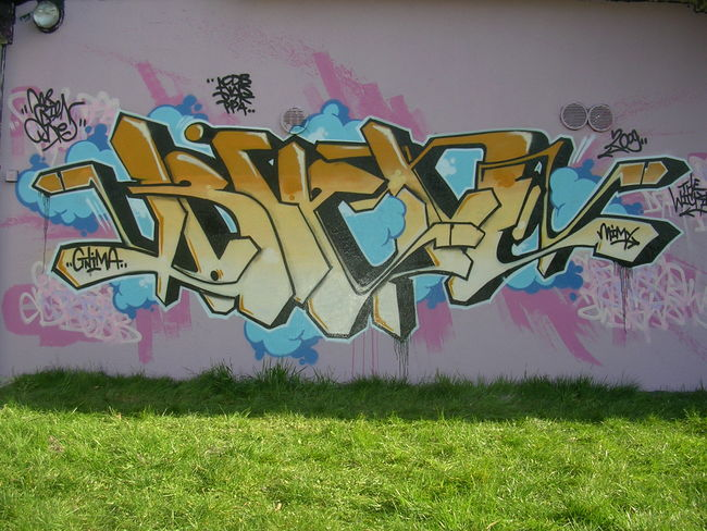 Piece By Mr Bien - Ste.-Genevieve-des-Bois (France)