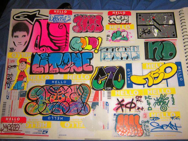 Street Art Par Hadone - Asbury (NJ)