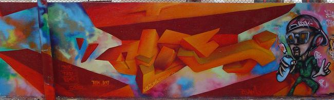 Piece Par Otisone, Seok - Toulon (France)