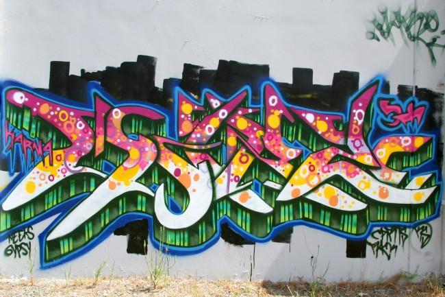 Piece By Marz - San Francisco (CA)