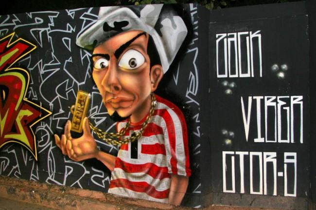 Characters By Viber - Belo Horizonte (Brazil)