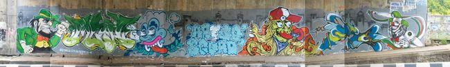Fresques Par Artcoholic - Jakarta (Indonesie)