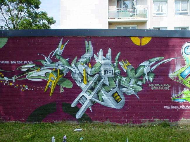 Piece Par Shok44 - Lille (France)