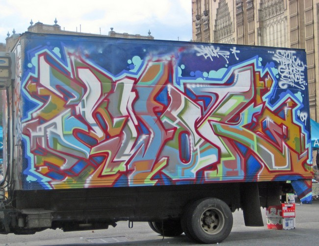 Piece Par Ewok - New York City (NY)