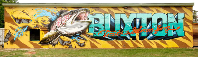 Fresques Par Sirum One - Melbourne (Australie)