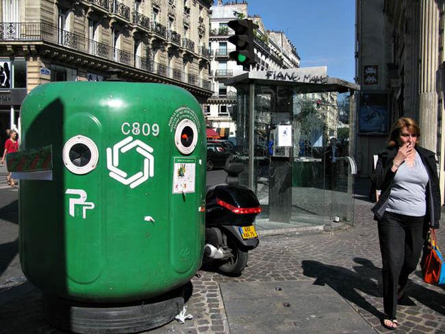 Street Art Par Erell - Paris (France)