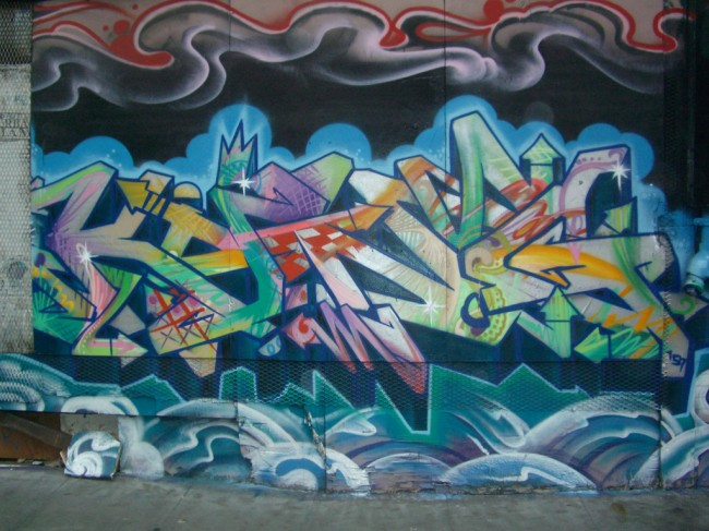 Piece By King157 - San Francisco (CA)