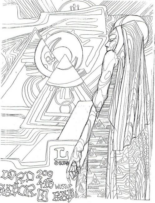 Sketch Par Sabor - San Jose (CA)