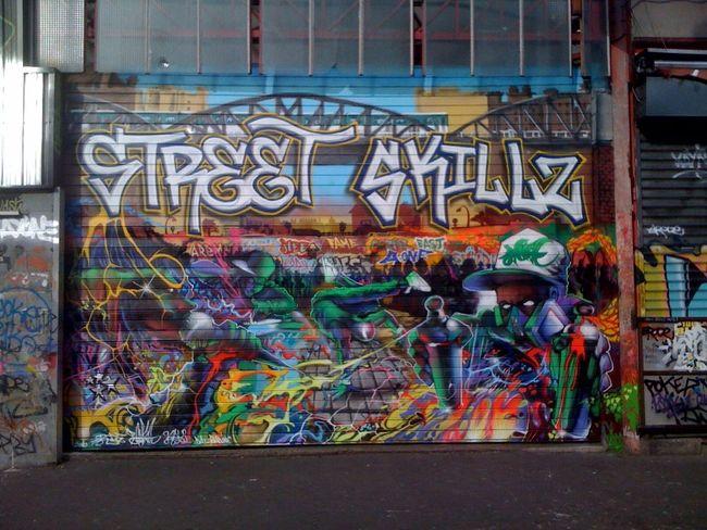 Big Walls By 2rode, Kay One, Banga - Paris (France)