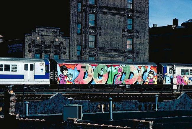 Piece Par Dondi - New York City (NY)