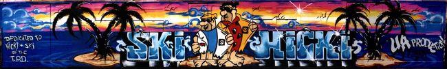 Fresques Par Seen - New York City (NY)