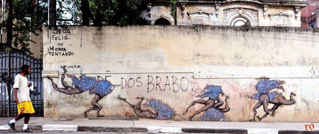 Characters By R.o - Sao Paulo (Brazil)