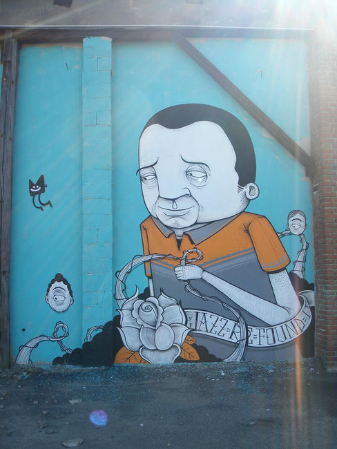 Characters By Sea - Vercelli (Italy)