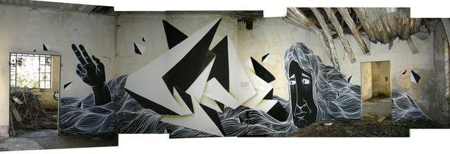 Fresques Par Sea, Vine - Milan (Italie)