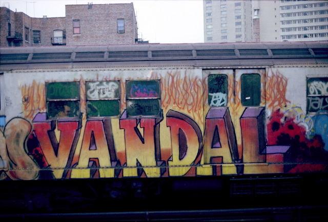 Piece Par Vandal - New York City (NY)