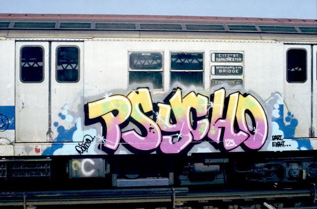 Piece Par Psycho123 - New York City (NY)