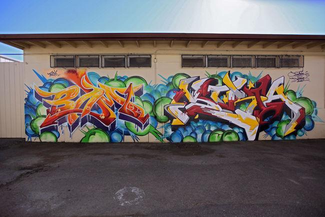Piece Par Estria, Bam - Oakland (CA)