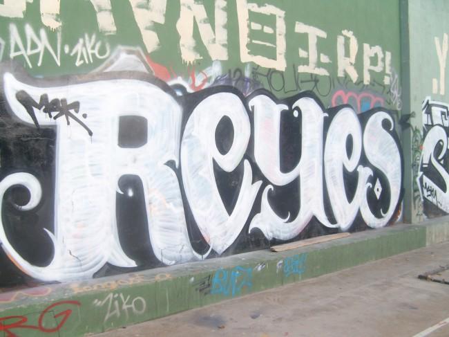 Chrome Par Reyes - Barcelone (Espagne)