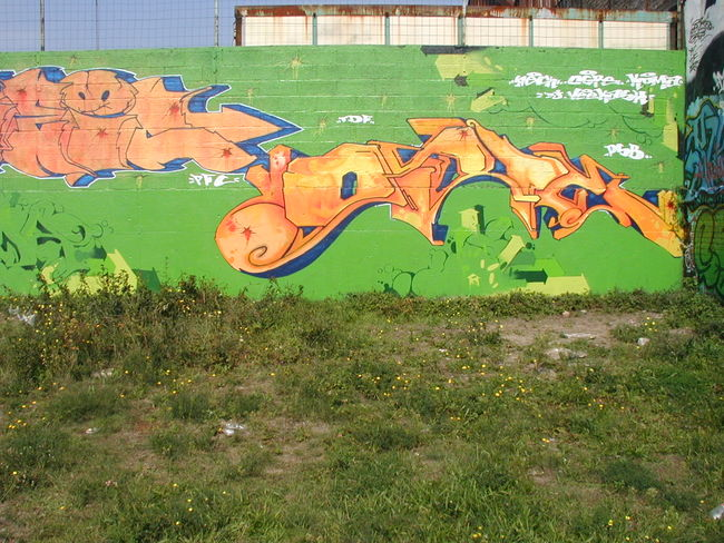 Big Walls By Ospe - Dunkirk (France)