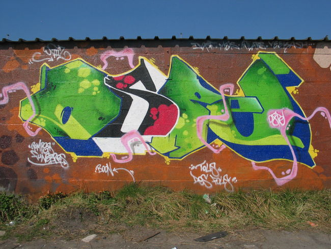 Big Walls By Eos - Dunkirk (France)