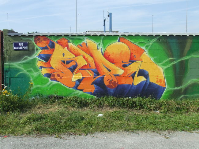 Big Walls By Rodeo - Dunkirk (France)