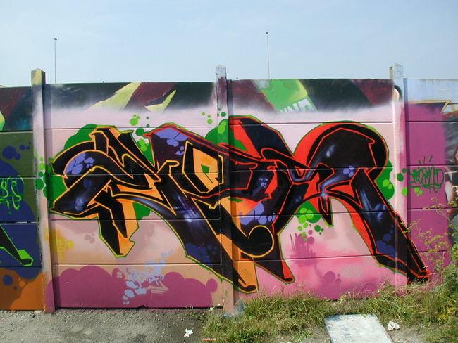 fresques par eos dunkerque france street art et graffiti fatcap. Black Bedroom Furniture Sets. Home Design Ideas