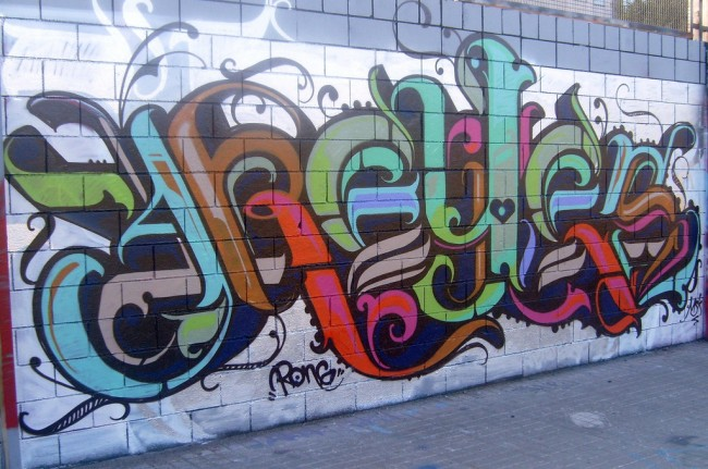 Piece Par Reyes - Barcelone (Espagne)