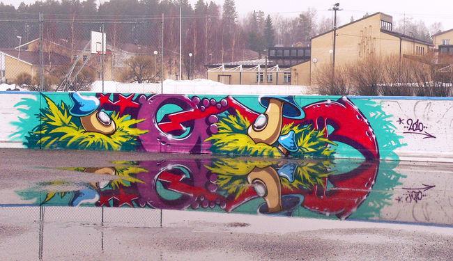 Piece Par Gocha - Helsinki (Finlande)