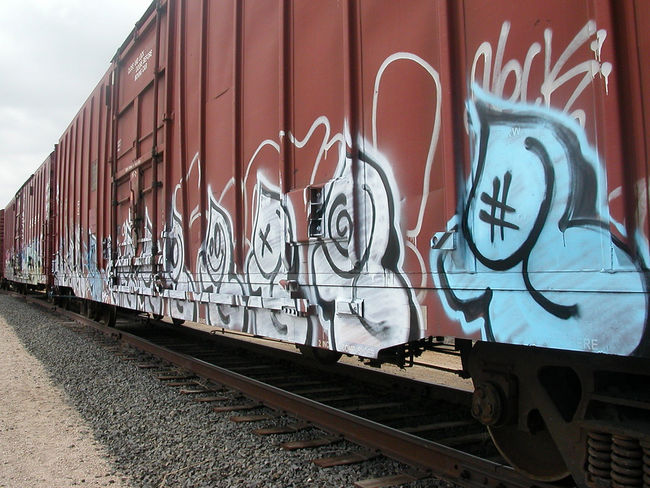 Throw Ups Par Jive - Danbury (CT)