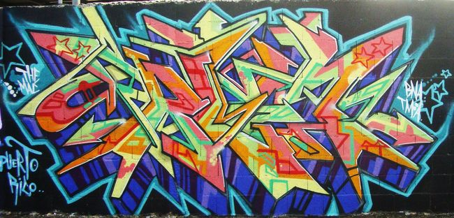 Fresques Par Blen 167, Blen One - Fajardo (Porto Rico)