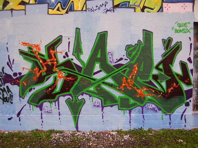 Piece Par Kae One, Kae - Fulda (Allemagne)