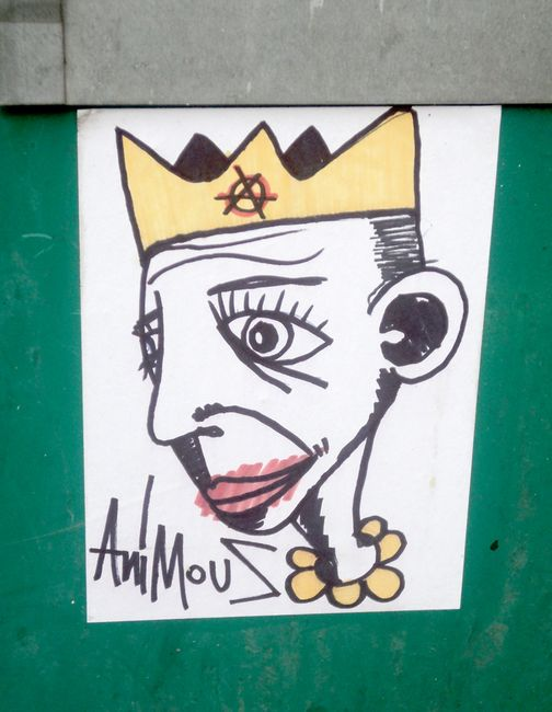Sketch Par Animouz - Athenes (Grece)