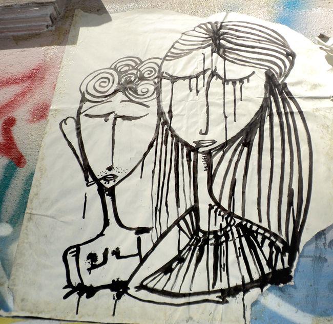 Sketch Par Sonke - Athenes (Grece)