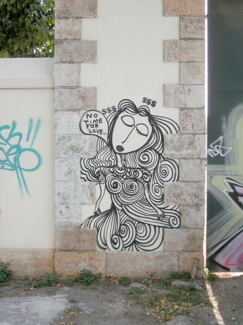 Personnages Par Sonke - Athenes (Grece)