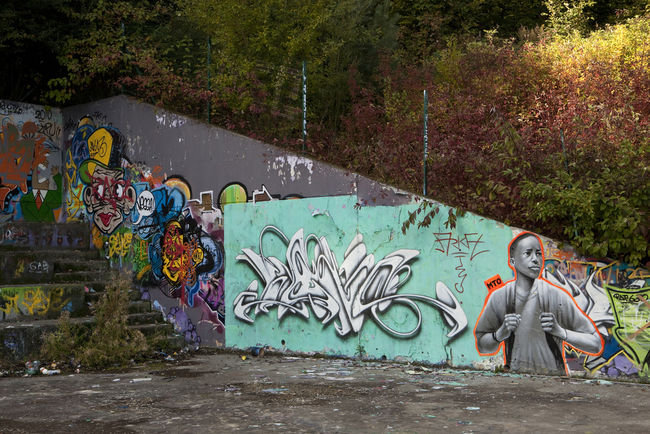 Characters By Mto - Royat (France)