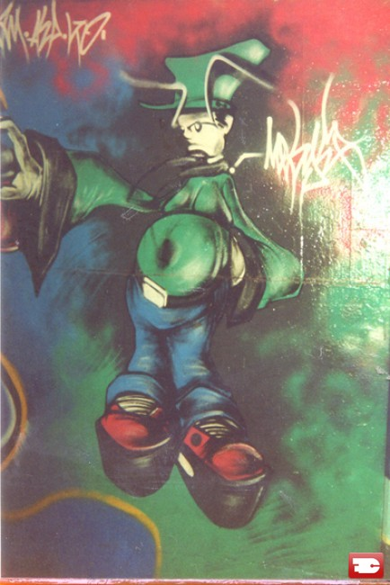 Characters By Mezy - Lille (France)