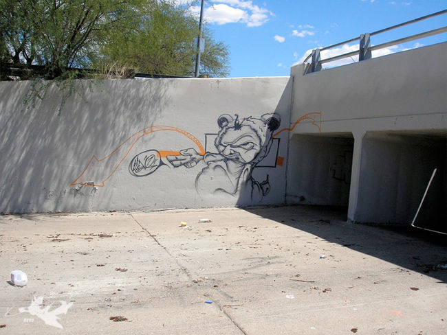 Throw Ups Par Devo - Tucson (AZ)