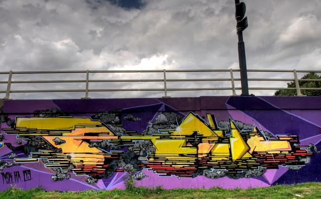 Piece Par Roid - Bristol (Royaume Uni)