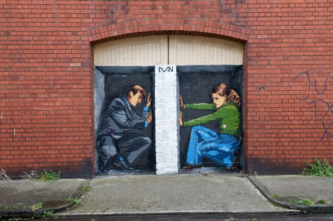 Street Art By Dan - Bristol (United Kingdom)