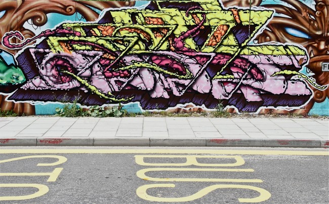 Piece Par Odisy - Brighton (Royaume Uni)