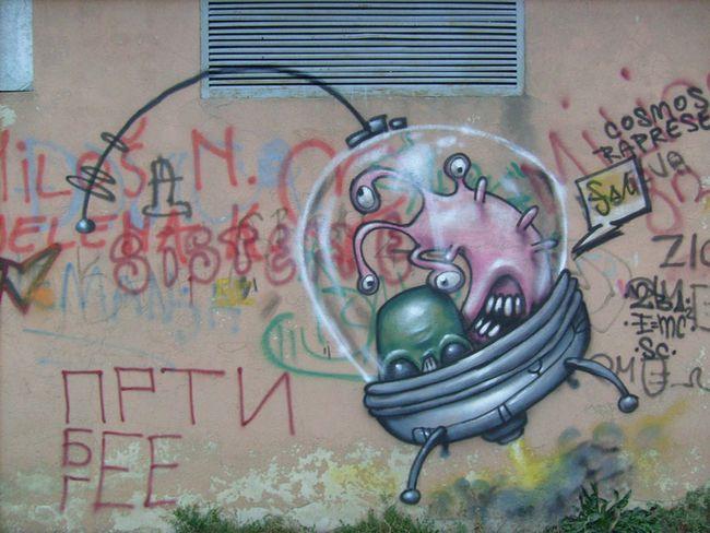 Personnages Par Tuba - Beograd (Serbia)